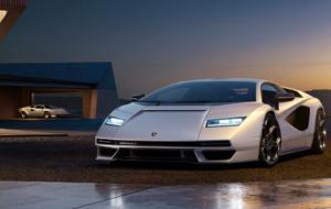"""Întoarcerea legendei"": Lamborghini Countach revine"