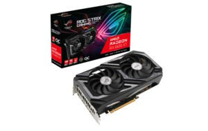ASUS anunță cele mai noi implementări pentru AMD Radeom 6600 XT