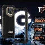 Românii de la iHunt au lansat primul lor telefon cu 5G, Titan P15000 PRO 5G
