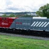 Americanii au prezentat prima locomotivă electrică pe baterii. Cum funcționează