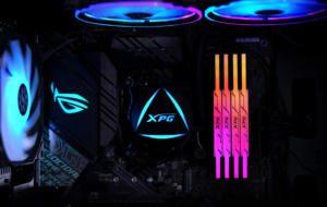 XPG lansează noi module de memorii RAM cu certificare Republic of Gamers