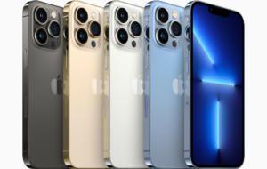 Apple lansează noul iPhone 13: ecran de 120Hz pe versiunile Pro și notch mai mic