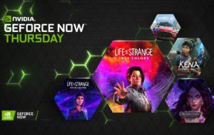Cele mai noi jocuri adăugate de Nvidia pe GeForce Now