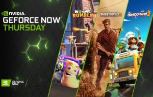 Nvidia GeForce Now: cele mai noi titluri anunțate în această săptămână