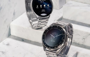 Huawei Watch 3 Elite, disponibil în magazinul oficial Huawei din România