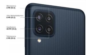 Mai nimeni n-a observat că Samsung a lansat Galaxy M22