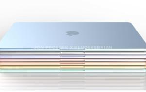 MacBook Air ar putea fi reproiectat în a doua jumătate a lui 2022