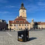 Startup-ul de curierat BeeFast se extinde în Brașov și promite livrări în 35 de minute