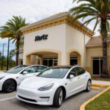 Hertz a comandat 100.000 de Tesla, în cea mai mare achiziție de vehicule electrice din istorie