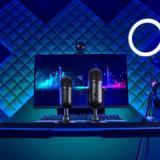 Razer lansează două noi microfoane pentru streameri și profesioniști, Seiren V2 Pro și Seiren V2 X