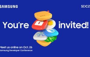 Samsung a anunțat primele detalii despre Developer Conference 2021