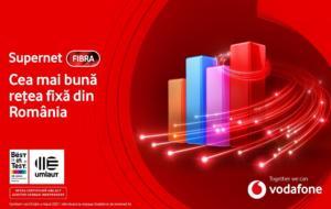 Cea mai bună experiență cu internet fix în România este la Vodafone, conform unui auditor german