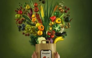 eMAG lansează Freshful, un hipermarket online cu livrare rapidă pentru fructe, legume și alte produse proaspete