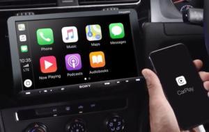 Apple lucrează la un sistem care să permită CarPlay să acceseze diferite funcții ale autovehiculului. Vezi cum ar putea funcționa
